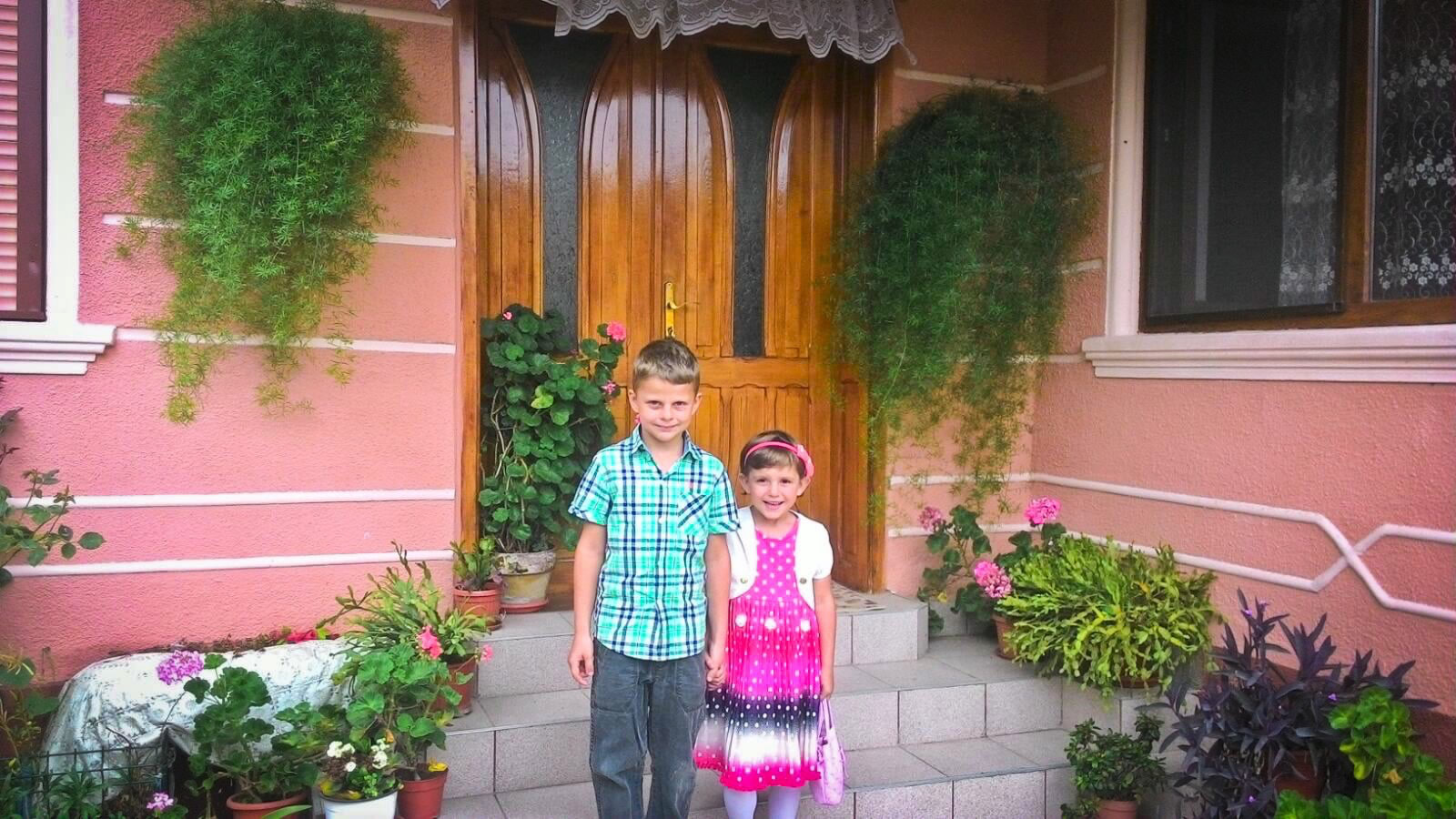 Alex & Alexandra   Romania   Orphan's Promise