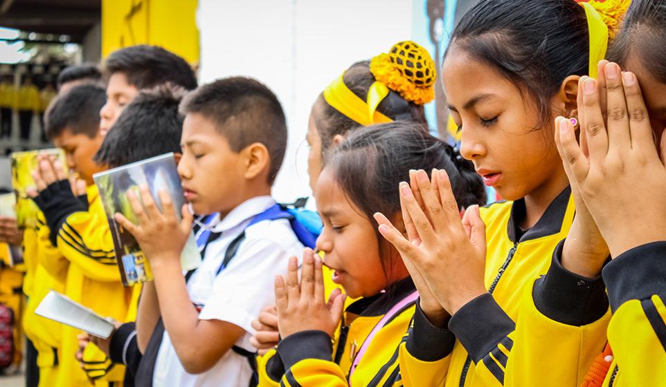 Discipleship   Orphan's Promise
