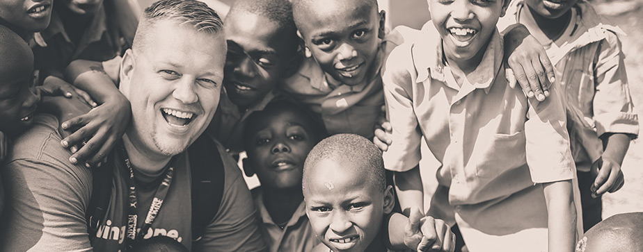 Drew Friedrich | Orphan's Promise