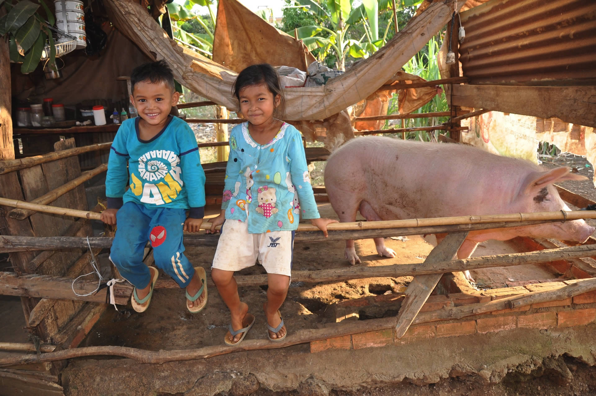 Orphan's Promise | Cambodia