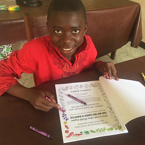 Chadwick   Uganda   Orphan's Promise