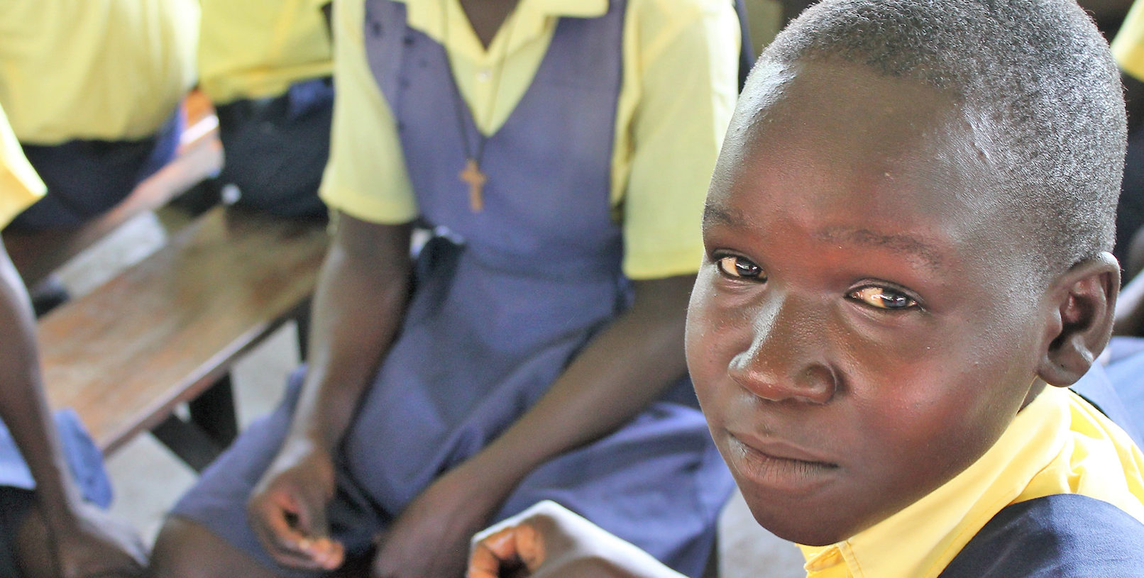 Students in S. Sudan find hope through education