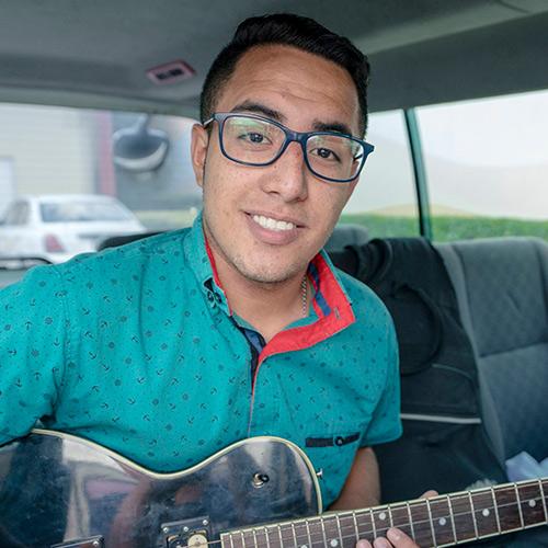 Xavier   Orphan's Promise   Honduras