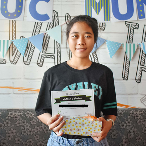 Huyen | Vietnam | Orphan's Promise