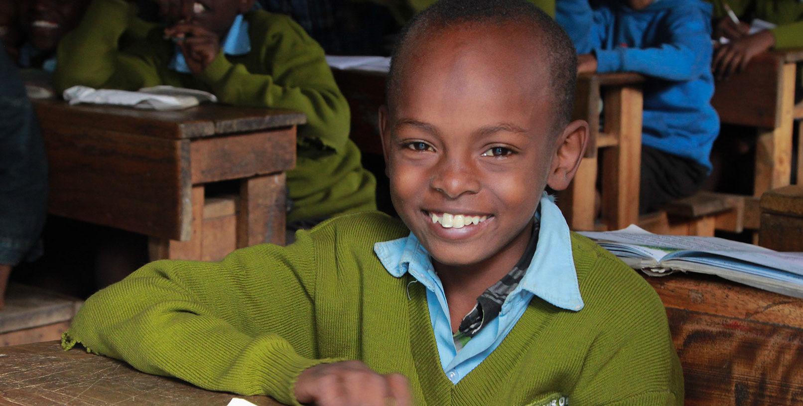 Jamal's joy returns in Kenya