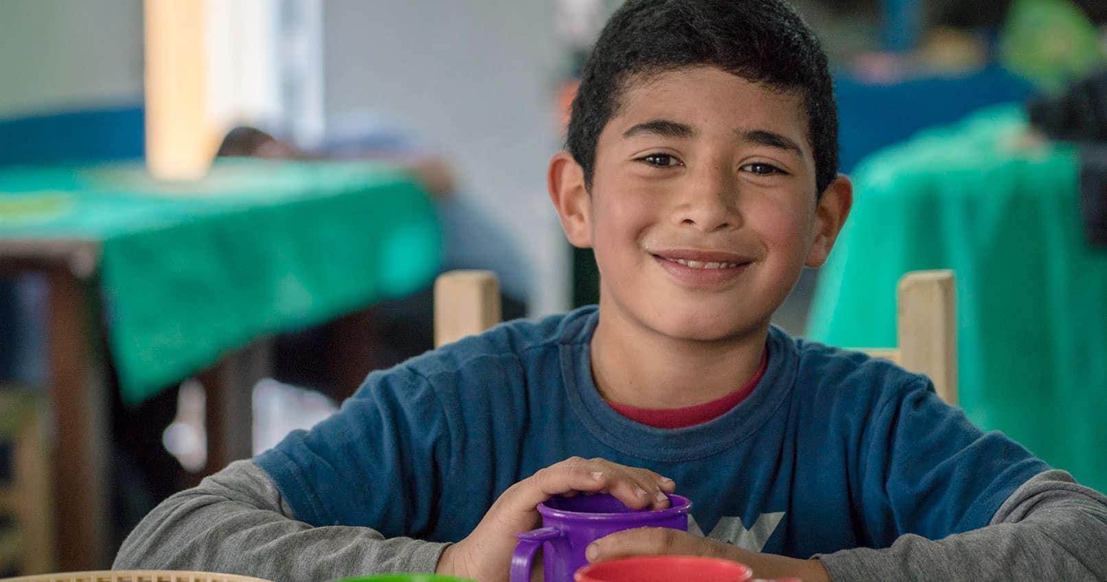 Feeding Argentina's Children | Orphan's Promise