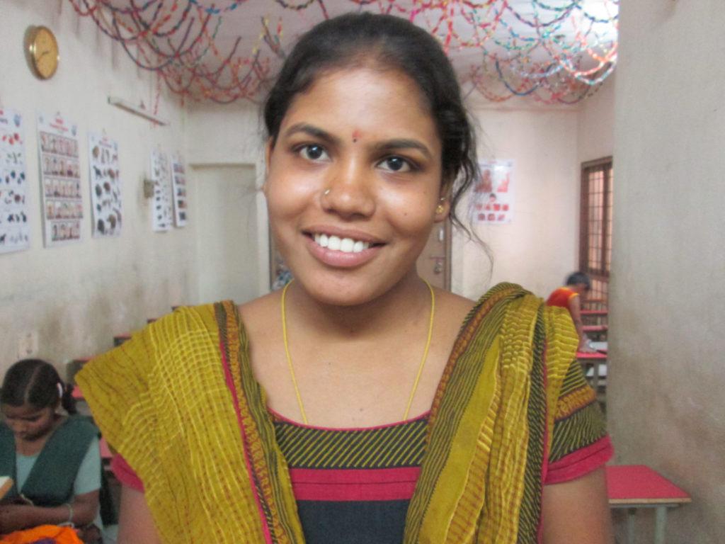 Mounika   India   Orphan's Promise