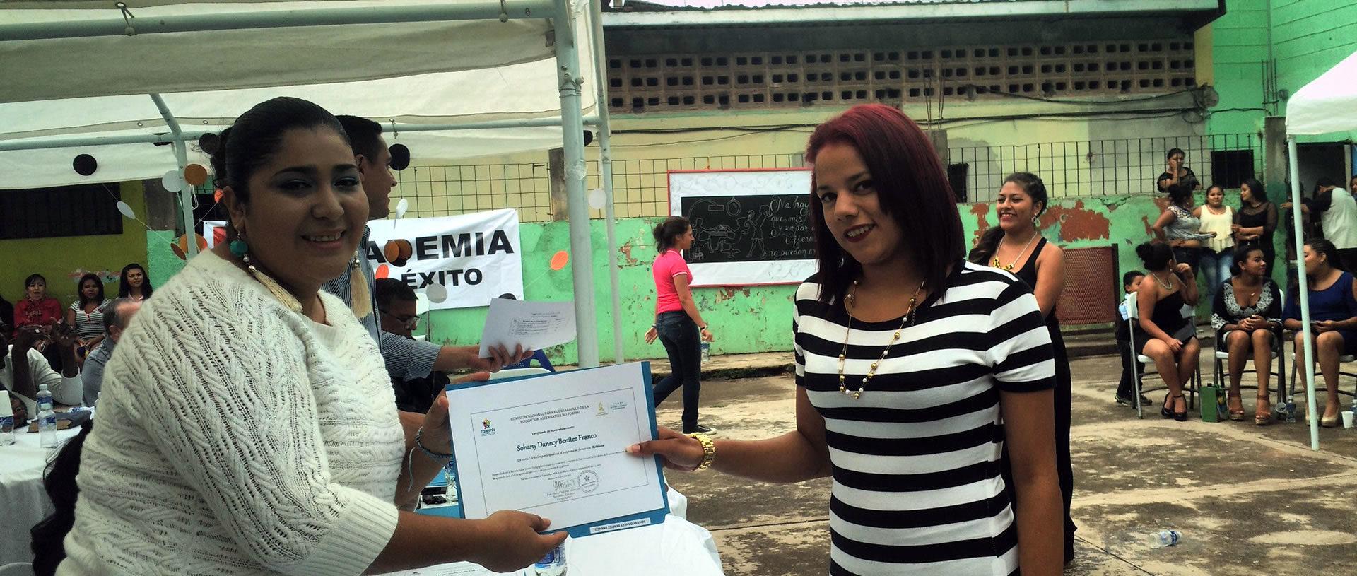 Sohani gets a fresh start in Honduras banner