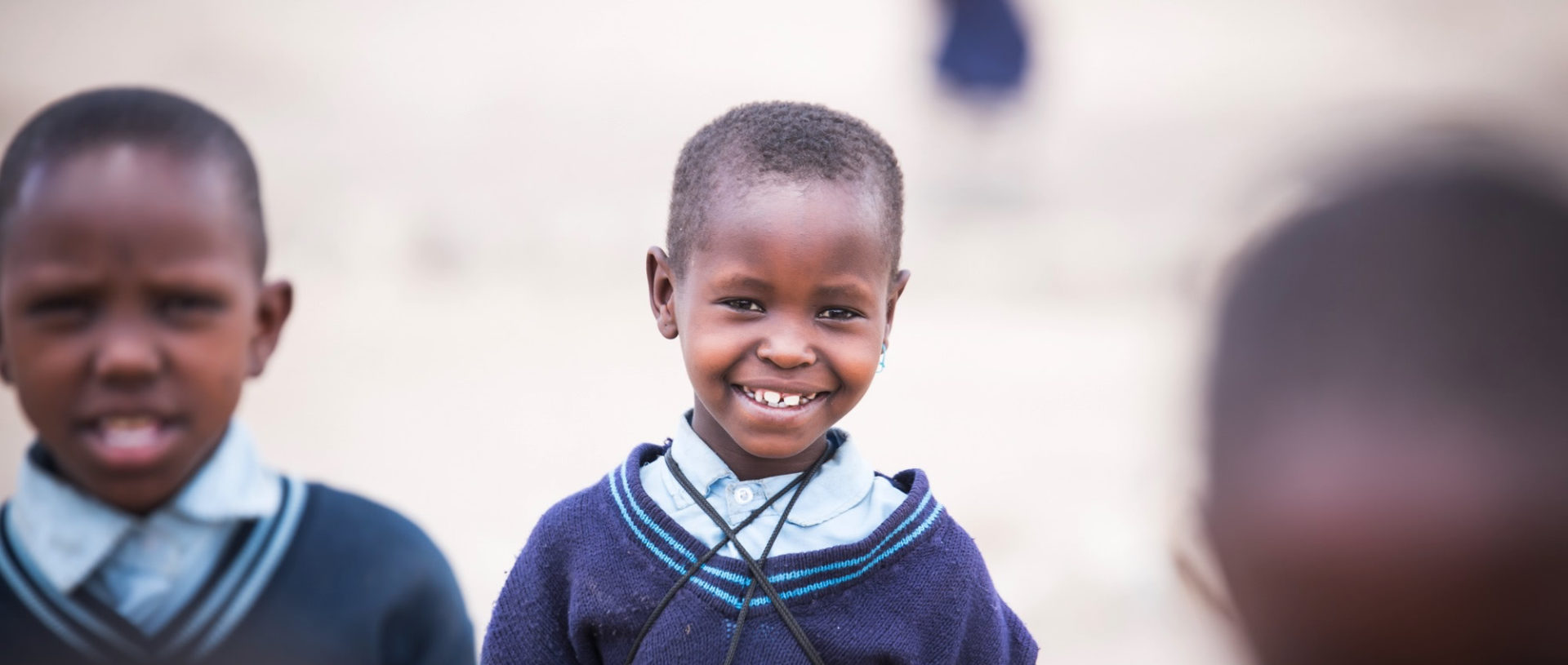 giving young Maasai girls their futures back banner
