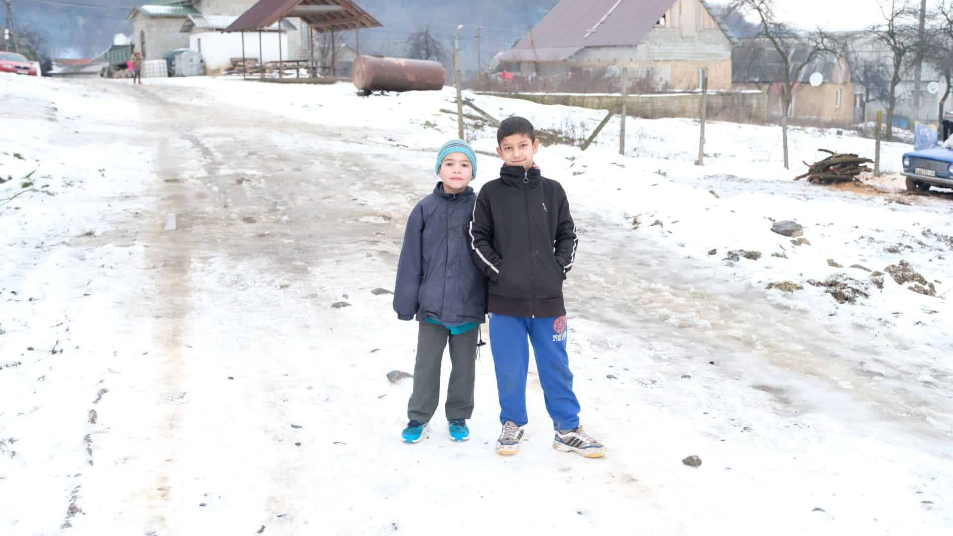 Warm A Child   Ukraine   Orphan's Promise