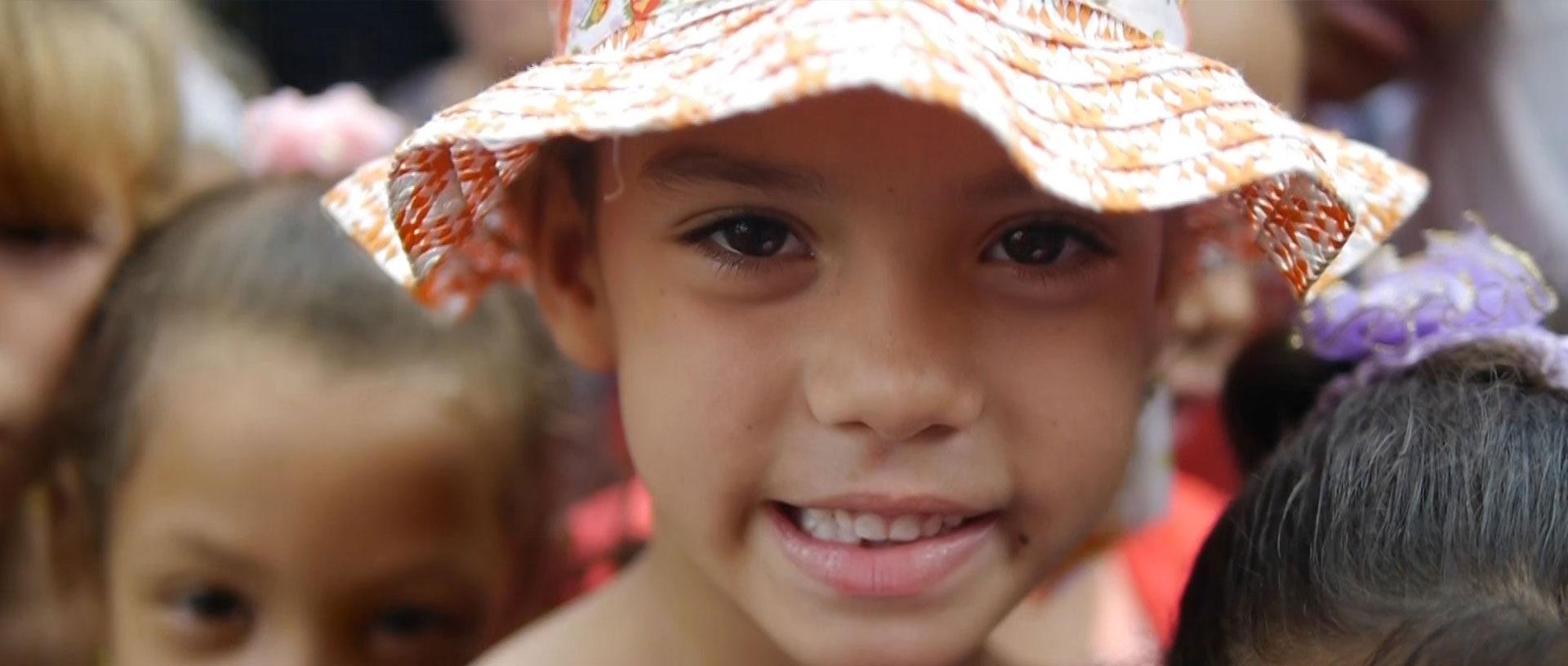 Brighter futures for children in Cuba banner