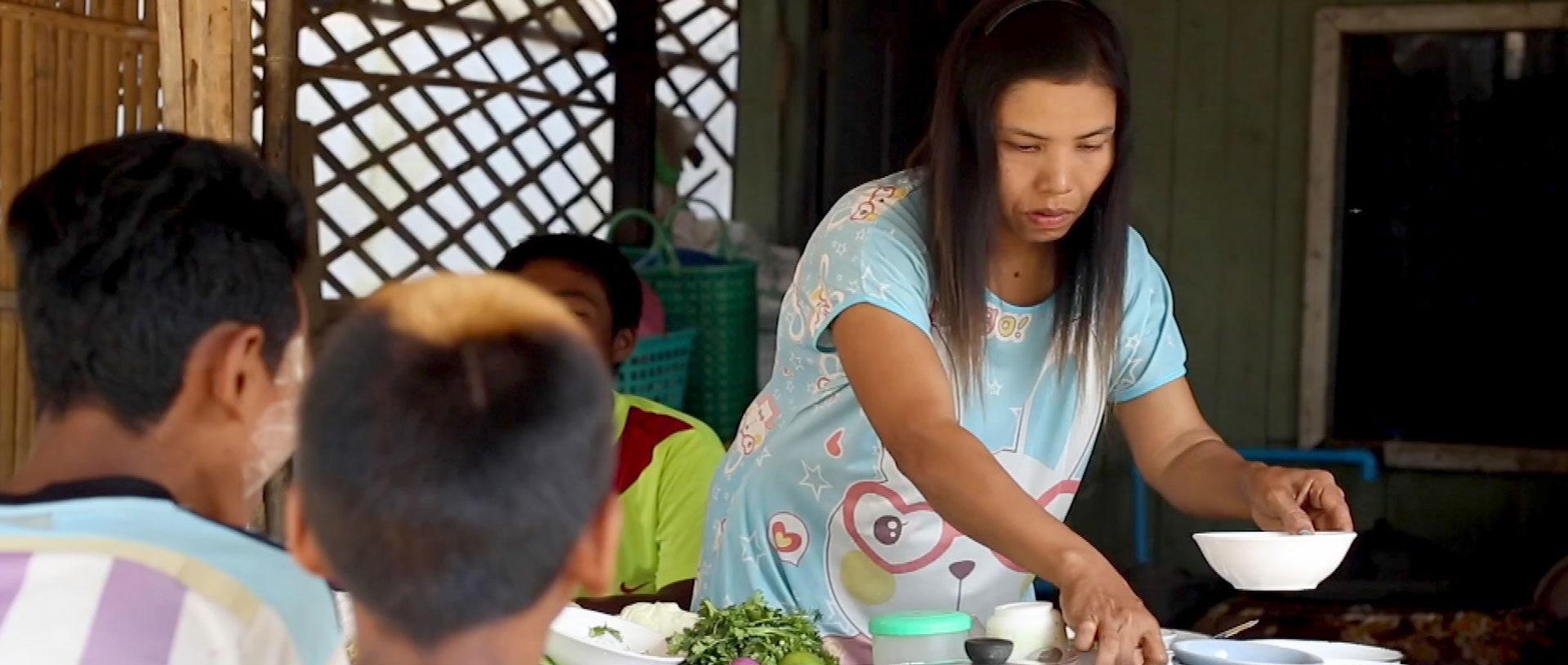 Creating New Opportunities in Myanmar banner
